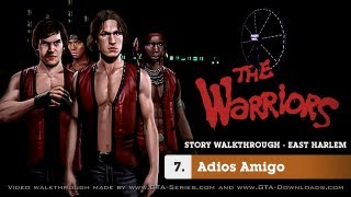 The Warriors - Mission #7 - Adios Amigos