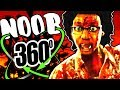 How to 360 for Noobs! A Dead by Daylight Juke Montage #19