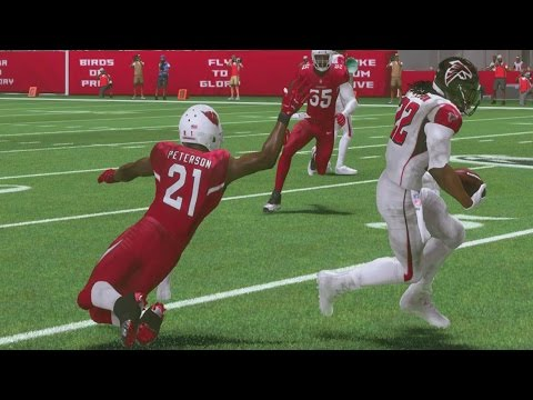 Madden 17 Career Mode RB S4 Ep 68 - RIP PATRICK PETERSON'S ANKLES!