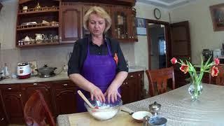 Идеальное тесто на вареники, пельмени,  манты.