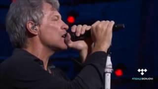 Скачать Bon Jovi Born Again Tomorrow Live