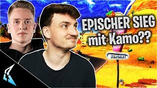 Kamo & ViscaBarca | Unser erstes DUO in Fortnite | ViscaBarca Highlights