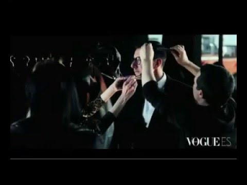 Making of Vogue Spain by Mariano Vivanco