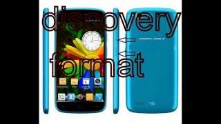 General Mobile Discovery e3 16-8 GB Telefona Format Nasıl Atılır en kısa yolu