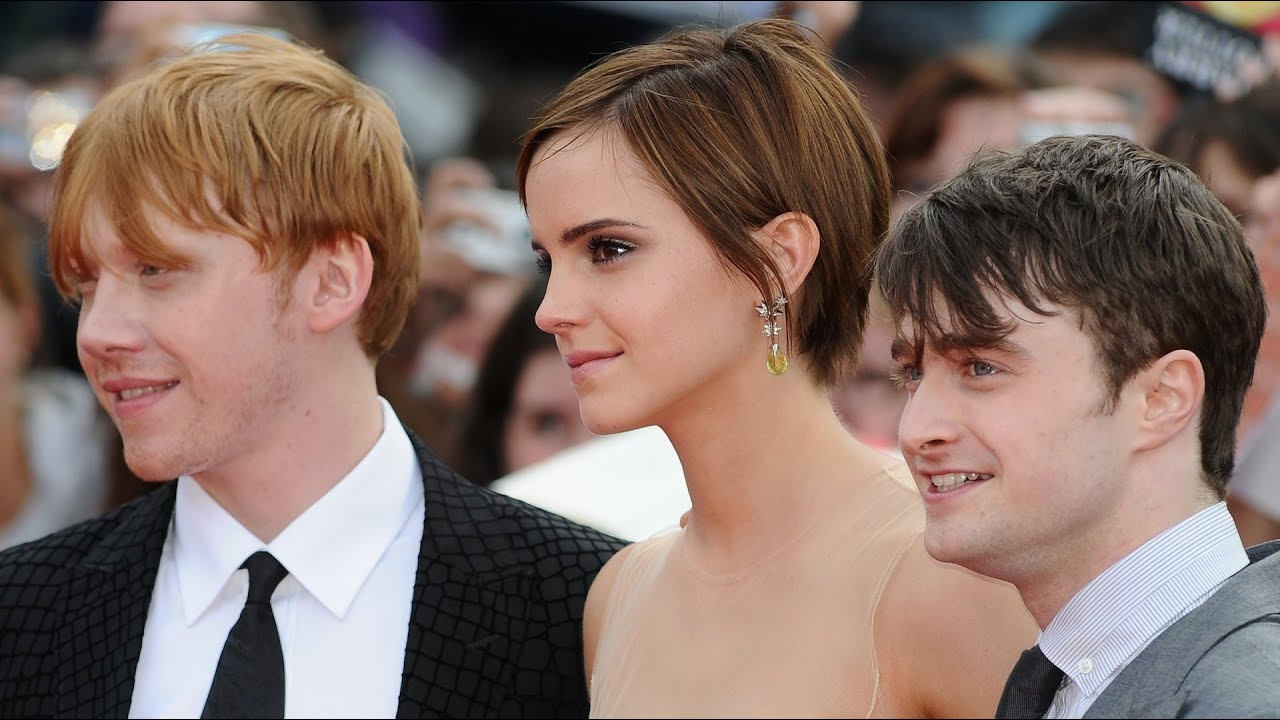 Daniel Radcliffe Says He And Emma Watson Dont Talk - Youtube-7847