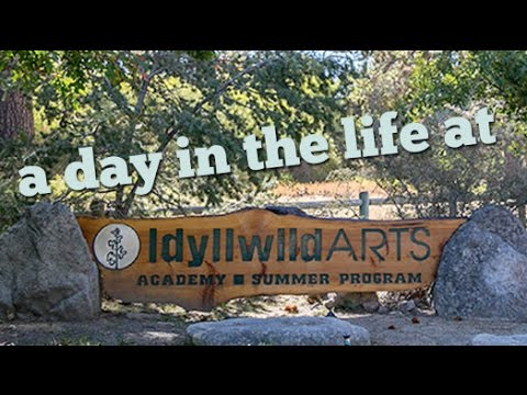 A DAY IN THE LIFE AT IDYLLWILD ARTS ACADEMY!