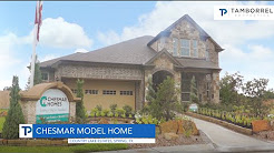 Chesmar Model Home Country Lake Estates