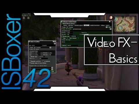 ISBoxer 42 — Video FX 01 — Basics