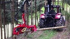 TAPIO Harvester 400       www.tapio-harvester.at