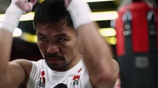 ALL IN: Training with Team Pacquiao | #TeamLegend