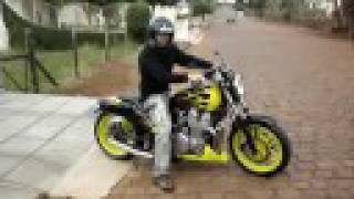 CBX 750 Galo Chopper 2