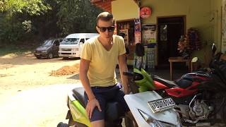 🇱🇰Шри-Ланка: Аренда мопеда (скутера,мото байка,мотоцикла) сколько стоит,как и где арендовать мопед(, 2017-01-20T05:52:18.000Z)