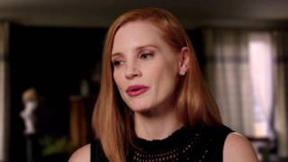 Jessica Chastain: THE ZOOKEEPER'S WIFE