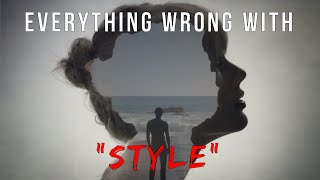 "Everything Wrong With Taylor Swift - ""Style"""