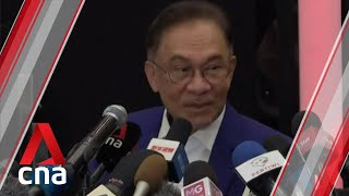 Malaysian opposition leader Anwar urges PM Muhyiddin to step down