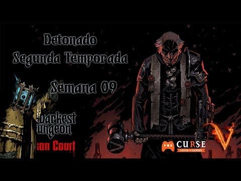 Darkest Dungeon - Crimson Court - S02 - Semana 09