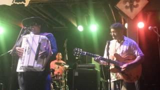 Nathan & the Zydeco Cha Chas 2014-04-28 Tipitina