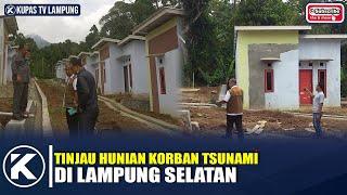 Download HUNIAN BAGI KORBAN TSUNAMI DI LAMPUNG SELATAN SEGARA DISERAHKAN