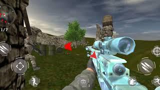 AA rizqy main game tembak-tembakan screenshot 3