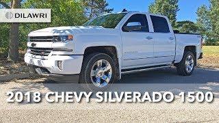 2018 Chevrolet Silverado 1500 (LTZ Z71): REVIEW