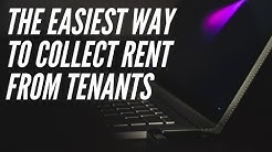 The Easiest Way to Collect Rent From Tenants Online