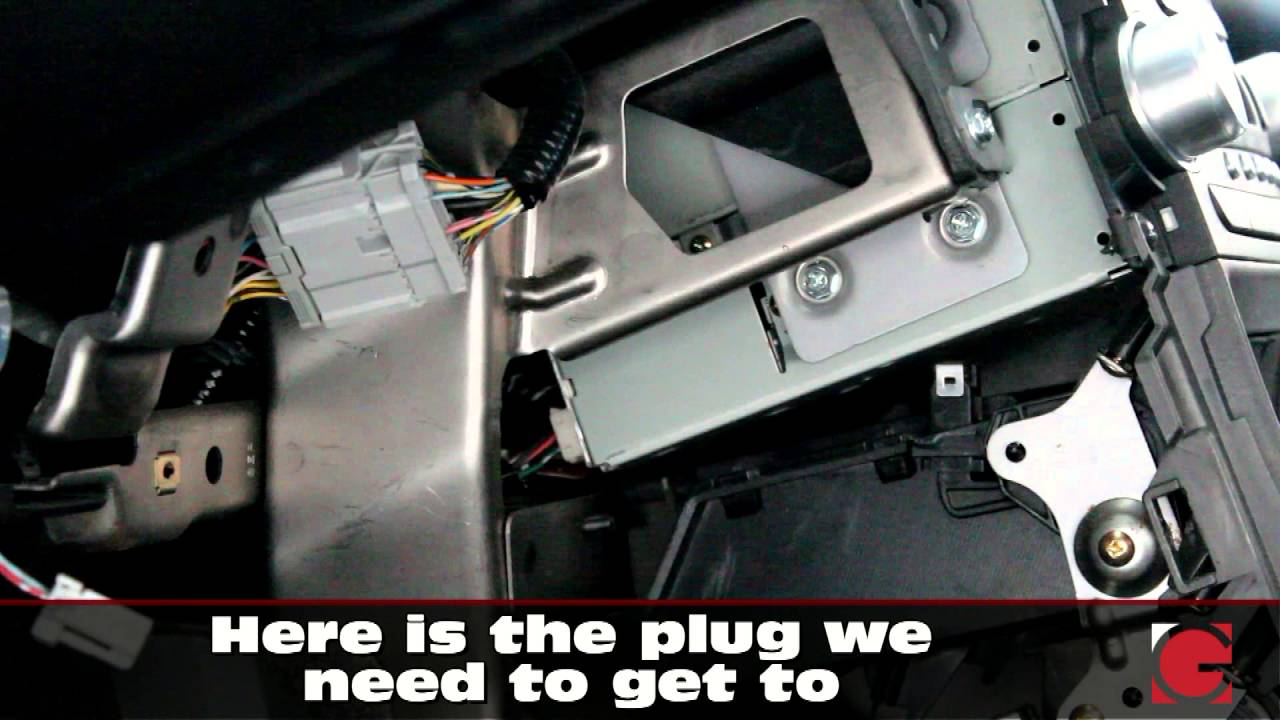 Grom Usb Android Iphone Bluetooth Install Into Acura Tl 2004 2008 Amp Wiring Car Stereo Removal Guide Youtube