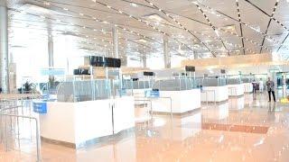 أخبار اليوم | خدمات ترفيهية وتجارية في مبني الركاب الجديد بمطار القاهرة