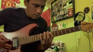 Aku Hanya Serangga - Guitar Solo Cover By Korbiye Video