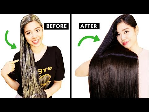 Do you deep condition after a hair mask