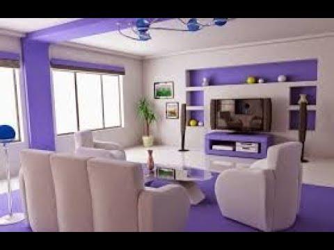 Warna Cat Untuk Memper Cantik Bagian Dalam Rumah - YouTube