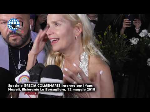 Speciale Grecia Colmenares Incontro Con I Fans