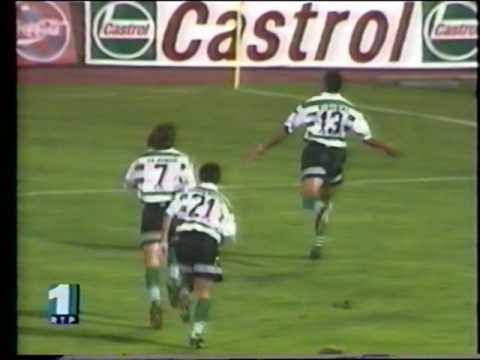 31J :: Salgueiros - 0 x Sporting - 3 de 1996/1997