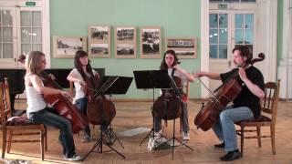 Luchinushka (Rush - Light) Cellissimo Quartet Novosibirsk.m2ts