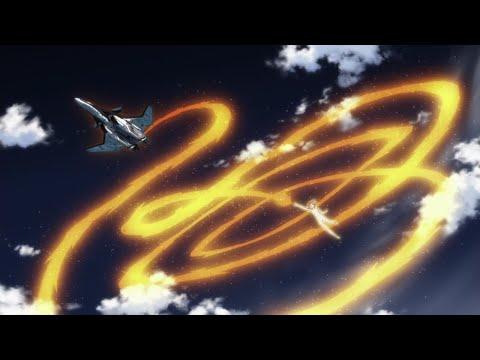 Macross Delta - Episode 18 - Battle Scene - Hametsu no Junjou