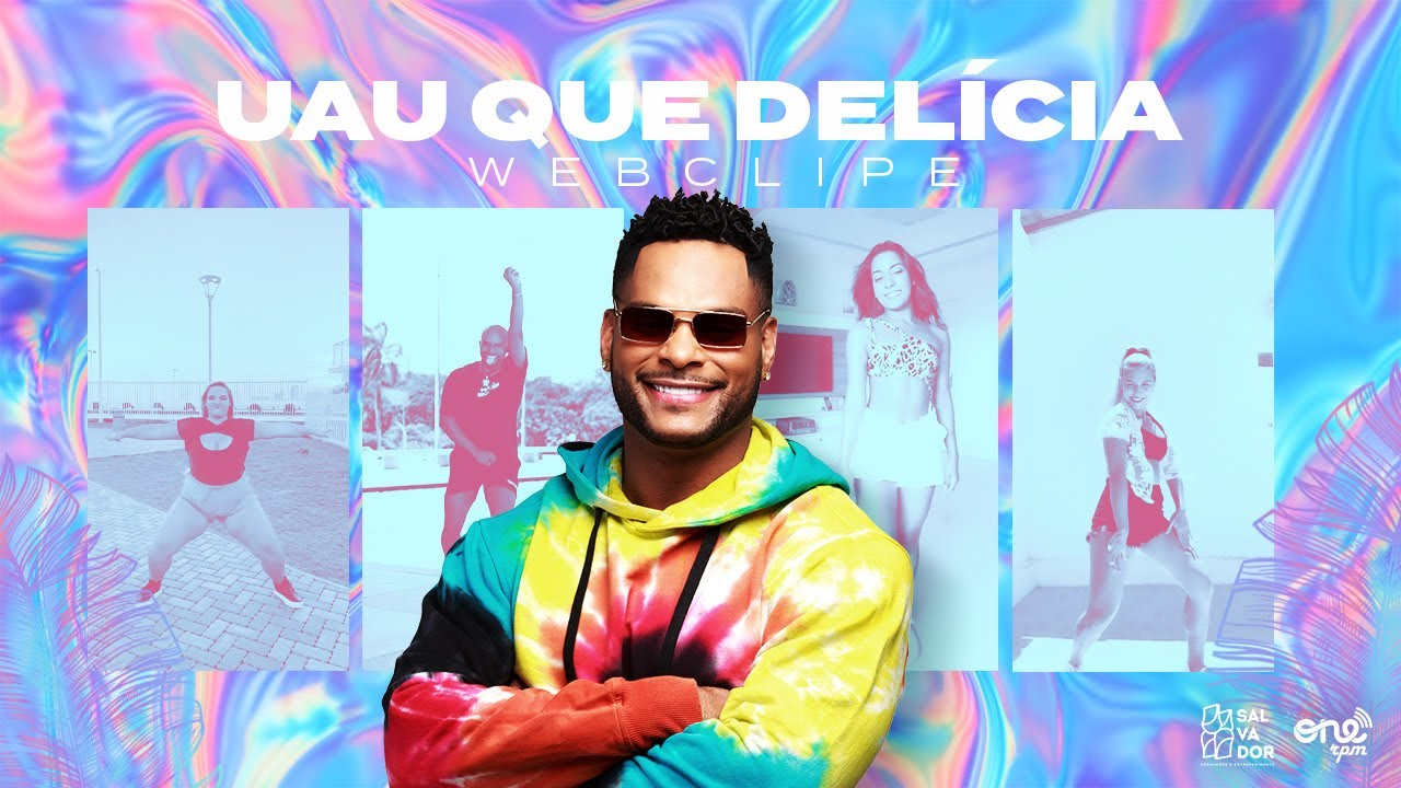 Download Parangolé | Uau Que Delícia | Webclipe #UauQueDeliciaChallenge