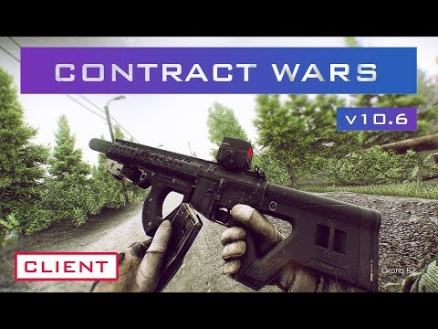 Contract Wars Hack - CWClient Hack   CW_v10.6 [WTF?CW]