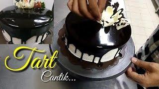 Hiasan Coklat Kue Ultah