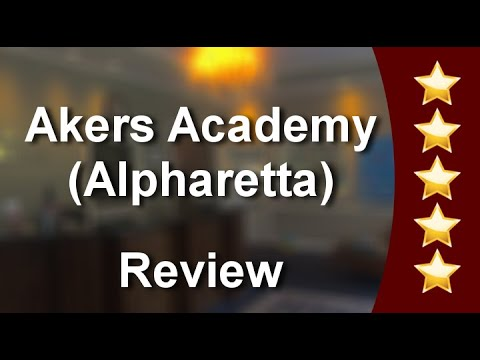 Akers Academy Alpharetta Perfect Five Star Review by Kristen Rodes