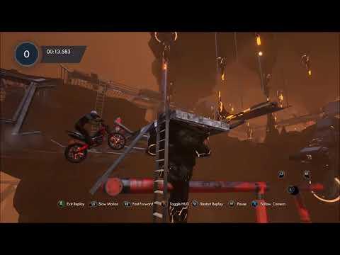 Trials Fusion - Subterranean - World Record (30.487)