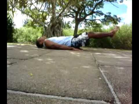 seychelles how to get six pack abs video #3