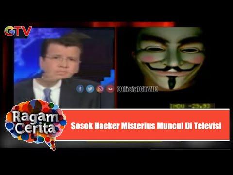 Sosok Hacker Misterius Muncul Saat Stasiun Televisi Berita Sedang Live | Ragam Cerita | Eps.39 (3/4)