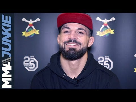 UFC Denver: Mike Perry full-pre-fight interview