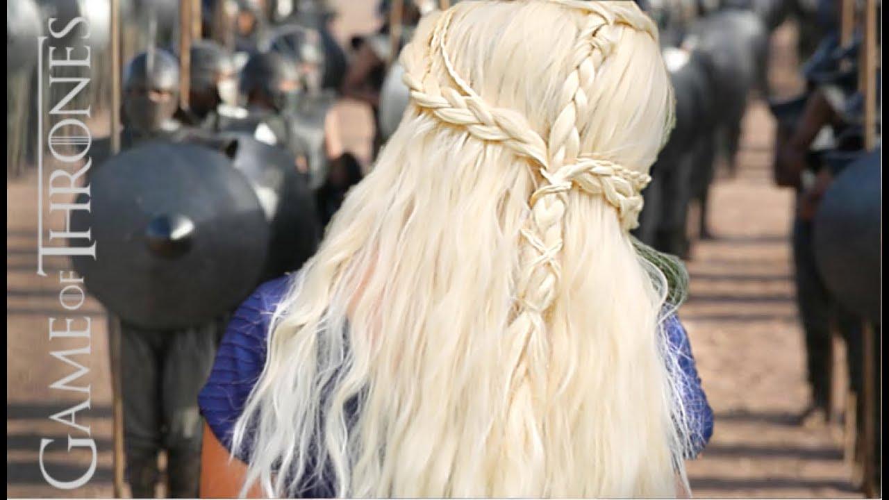 how to make daenerys hair
