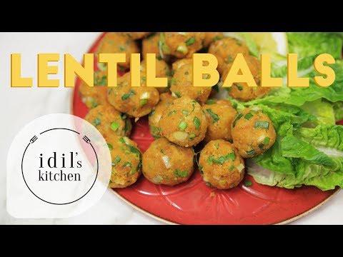 Lentil Balls Recipe �� VEGAN ☘️ & Wholesome & Delicious!