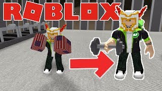 🥊 🥊/EXCELLENT BOX and NEW MUSCLE SİMULATOR Roblox Fighting Simulator/Game Safi