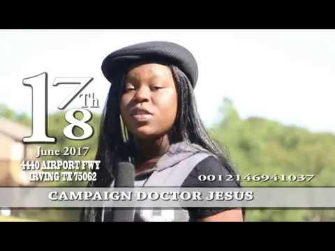 CAMPAIGN DOCTOR  JESUS