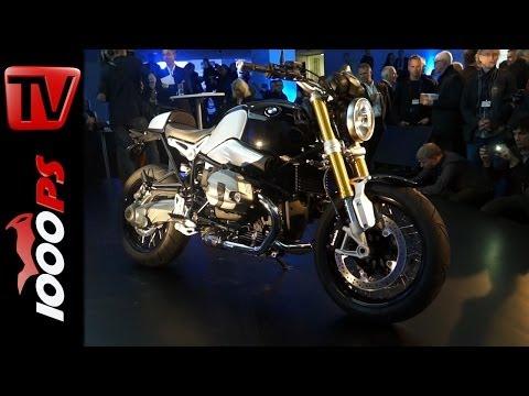 BMW R NineT Weltpremiere   90 Jahre BMW Motorrad