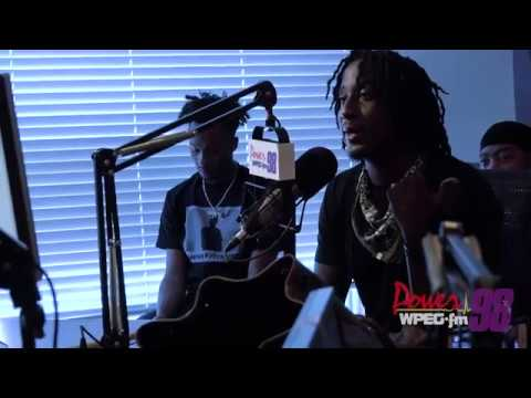 K Camp Talks His Own Music Label & ATL Life