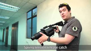 ICS-190 GLM Grenade Launcher (HD) - Redwolf Airsoft - RWTV
