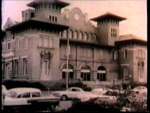 Pensacola Tourism Film 1964